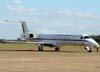 Embraer ERJ-145 ER, C-99A, FAB 2524, da Força Aérea Brasileira. Esta aeronave operou na Rio-Sul com o prefixo PT-SPF, onde era apelidado de JetClass.