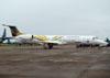 Embraer ERJ 145MP, PR-PSR, da Passaredo. (12/05/2012)
