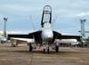 Boeing F/A-18F Super Hornet, 166677, do U.S. Navy. (12/05/2012)