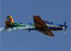 Embraer EMB-314 Super Tucano (A-29A), FAB 5707, da Esquadrilha da Fumaça. (13/05/2017)