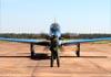 Embraer EMB-314 Super Tucano (A-29A), FAB 5965, da Esquadrilha da Fumaça. (13/05/2017)
