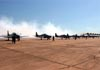 Embraer EMB-314 Super Tucano (A-29), da Esquadrilha da Fumaça. (13/05/2017)