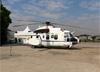 Eurocopter AS-332 Super Puma (VH-34), FAB 8735, do GTE (Grupo de Transporte Especial) da FAB (Força Aérea Brasileira). (06/07/2017)