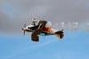 Christen Eagle II, PP-ZMG, voando no dorso. Foto: Carlos Patrício.
