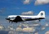 Douglas C-3, C-47 Dakota, PP-VBN, do empresário Cássio, de Mococa/SP. Foto: Carlos Patrício.