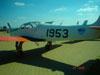 T-25 Universal, FAB-1953, da Academia da Força Aérea.