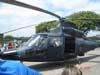 Helicóptero Panther do Exército brasileiro. (08/10/2006)