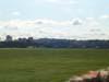 -27 Tucanos da Esquadrilha da Fumaça, taxiando em direção à pista de pousos e decolagens.