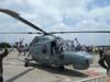 Helicóptero Super Linx da Marinha do Brasil.