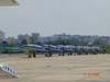 T-27 Tucanos da Esquadrilha da Fumaça.