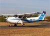 Cessna 172S Skyhawk, PR-EUJ, da EJ Escola de Aviação Civil. (13/05/2018)