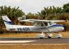 Cessna 150M, PR-ADH. (13/05/2018)