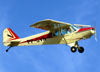 Neiva P-56-C Paulistinha, PP-GVN, do Aeroclube de Itápolis. (13/05/2018)