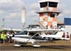 Cessna 172M Skyhawk, PR-TXI. (13/05/2018)