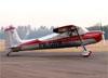 Cessna 150, PR-GBM, do Aeroclube de Poços de Caldas. (13/05/2018)
