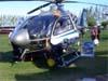 Eurocopter EC-135 T2, PR-RFC, da Receita Federal.