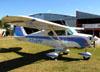 Piper PA-22BR, PT-ZPF. (18/08/2012) Foto: Ricardo Rizzo Correia