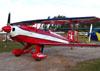 Bücker BU-131D Jungmann (réplica), PP-ZMO, do Beto Bazaia Air Shows. (18/08/2012) Foto: Ricardo Rizzo Correia