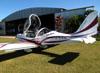 Evektor/Nova Aeronáutica EuroStar SLW, PU-EVK, da Nova Aeronáutica. (18/08/2012) Foto: Ricardo Rizzo Correia
