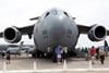 Boeing C-17A Globemaster III, 99-0060, da USAF (Força Aérea dos Estados Unidos). (24/07/2012) Foto: Celia Passerani.