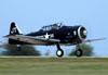 North American SNJ-4 Texan, N934JT. (25/07/2012) Foto: Celia Passerani.