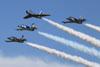 North American F-86F Sabre e Aero Vodochody L-39 Albatros. (26/07/2012) Foto: Celia Passerani.