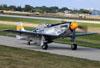 North American P-51D Mustang, NL51JC. (27/07/2012) Foto: Celia Passerani.