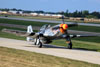 North American P-51D Mustang, N51KB. (27/07/2012) Foto: Celia Passerani.