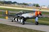 North American P-51D Mustang, N151MW. (27/07/2012) Foto: Celia Passerani.