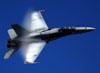 McDonnell Douglas F/A-18C Hornet, 163483, do U.S. Navy. (27/07/2012) Foto: Celia Passerani.