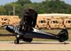 "Piper PA-18A Super Cub, N6777B (Chamado ""Franklinstein"") / N6777B (Named ""Franklinstein""), de Kyle Franklin. (28/07/2012) Foto: Celia Passerani."