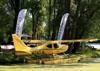 Glasair GS-2 Sportsman, N767JL. (28/07/2012) Foto: Celia Passerani.