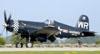 Vought F4U-5N Corsair, N179PT. (02/08/2013) Foto: Celia Passerani.