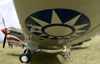 Curtiss P-40E Warhawk, NX40PE. (02/08/2013) Foto: Celia Passerani.