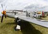 North American P-51D Mustang, NL551J. (02/08/2013) Foto: Celia Passerani.