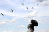 Aeronaves da Commemorative Air Force durante o Tora! Tora! Tora! Airshow. (02/08/2013) Foto: Celia Passerani.