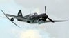 Curtiss P-40N Warhawk, N1226N, da Commemorative Air Force. (02/08/2013) Foto: Celia Passerani.