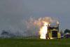 Shockwave Jet Truck. (02/08/2013) Foto: Celia Passerani.