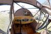 Mono Monosport 2, N4799E, do Historic Aircraft Restoration Museum. (03/08/2013) Foto: Celia Passerani.