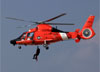 Aerospatiale MH-65D Dolphin (SA-366G-1), 6511, da U. S. Coast Guard. (02/08/2014) Foto: Celia Passerani.