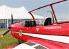 Flying Legend/Erres T-27 Tucano (réplica), PU-ZGB, da Erres. (28/07/2014) Foto: Celia Passerani.