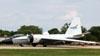 Martin/General Dynamics WB-57F, N927NA, da NASA. (28/07/2014) Foto: Celia Passerani.