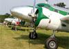 Lockheed 12A Electra Junior, NC2633. (28/07/2014) Foto: Celia Passerani.