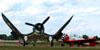 Vought (Goodyear) FG-1D Corsair, NX209TW. (30/07/2014) Foto: Celia Passerani.