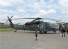Sikorsky S-70A Black Hawk (H-60L), FAB 8913, da FAB (Força Aérea Brasileira). (09/10/2016)