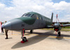 Embraer EMB-110K1 Bandeirante (C-95B), FAB 2320, da FAB (Força Aérea Brasileira). (09/10/2016)