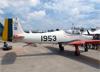 Neiva T-25C Universal, FAB 1953, da AFA (Academia da Força Aérea). (09/10/2016)