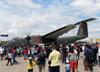 De Havilland DHC-5 Buffalo (C-115), FAB 2365, da FAB (Força Aérea Brasileira). (09/10/2016)