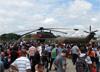 Eurocopter AS-331M1 Super Puma (H-34), da FAB (Força Aérea Brasileira). (09/10/2016)