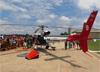 """Eurocopter/Helibras AS-350B2 """"Esquilo"""", Eurocopter/Helibras AS-350B2 """"Esquilo"""", da Polícia Militar do Estado de São Paulo. (09/10/2016)"""